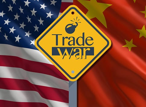 USA and China Trade war